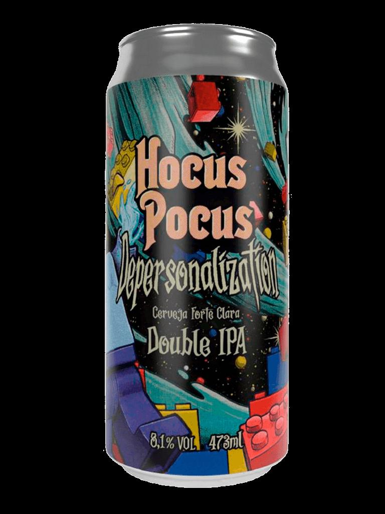 Cerveja Hocus Pocus Depersonalization 473ml