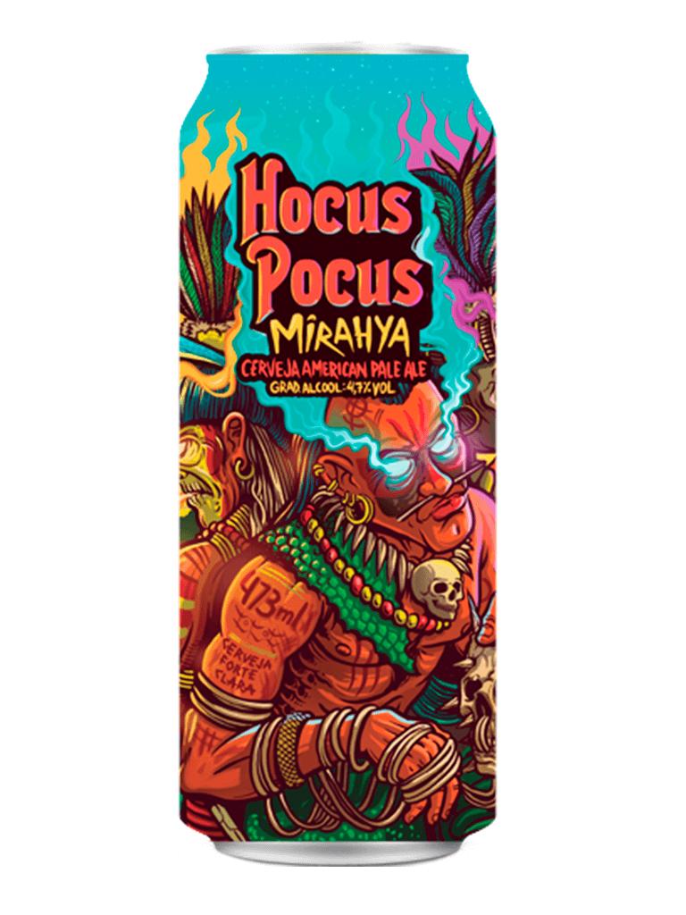 Cerveja Hocus Pocus Mirahya 473ml