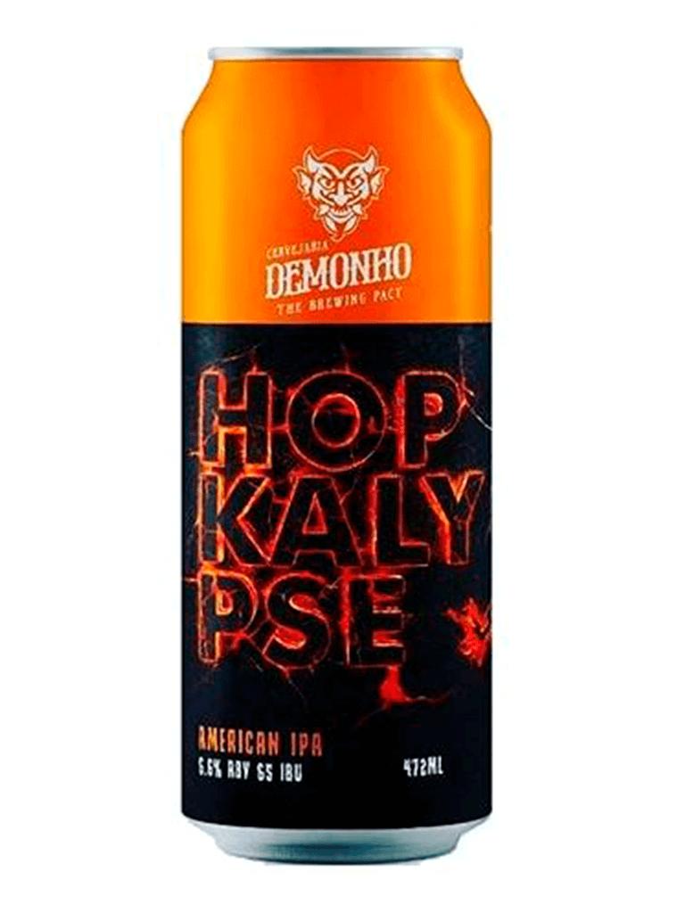 Cerveja Demonho Hopkalypse 473ml