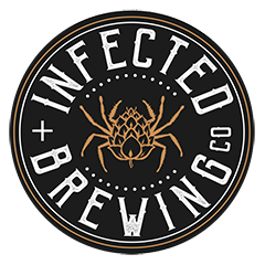Cerveja Infected Brewing Black Nectar Series Rum Barrel Aged 2019 375ml