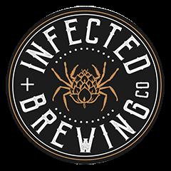 Cerveja Infected Brewing Dark Enemy Bourbon Barrel Aged 2019 375ml