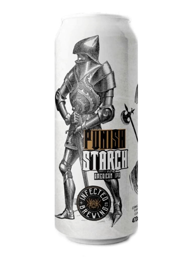 Cerveja Infected Brewing Punish Starch 473ml