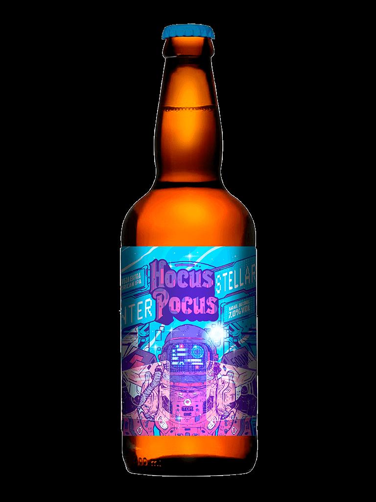 Cerveja Interstellar Hocus Pocus 500ml