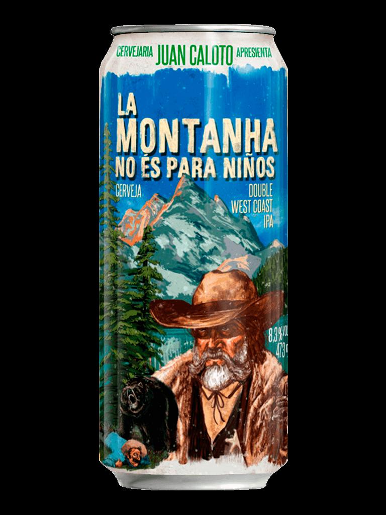 Cerveja Juan Caloto La montanha No Es Para Ninos 473ml