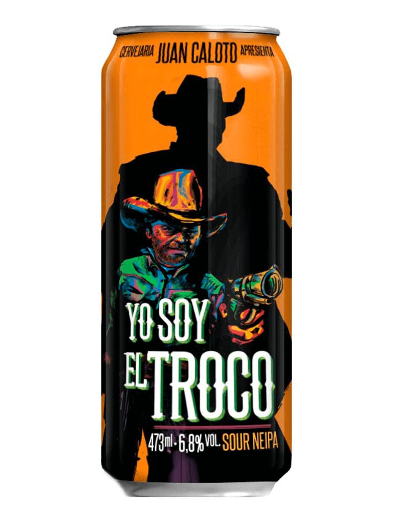 Cerveja Juan Caloto Yo Soy El Troco 473ml