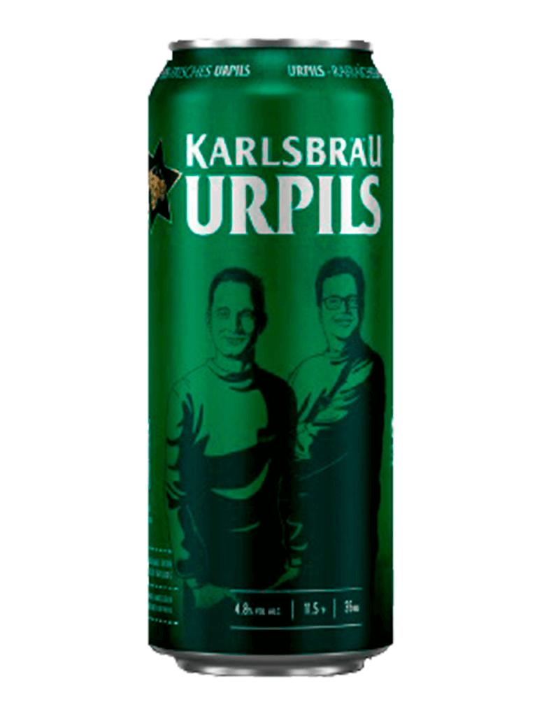 Cerveja Karlsbrau Urpils 500ml