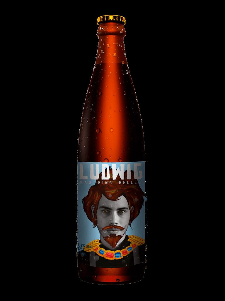Cerveja Ludwig Zapata 500ml