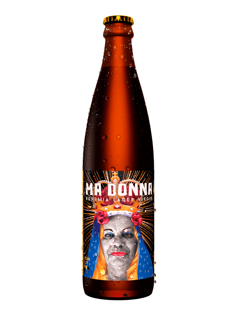 Cerveja Zapata Ma Donna 500ml