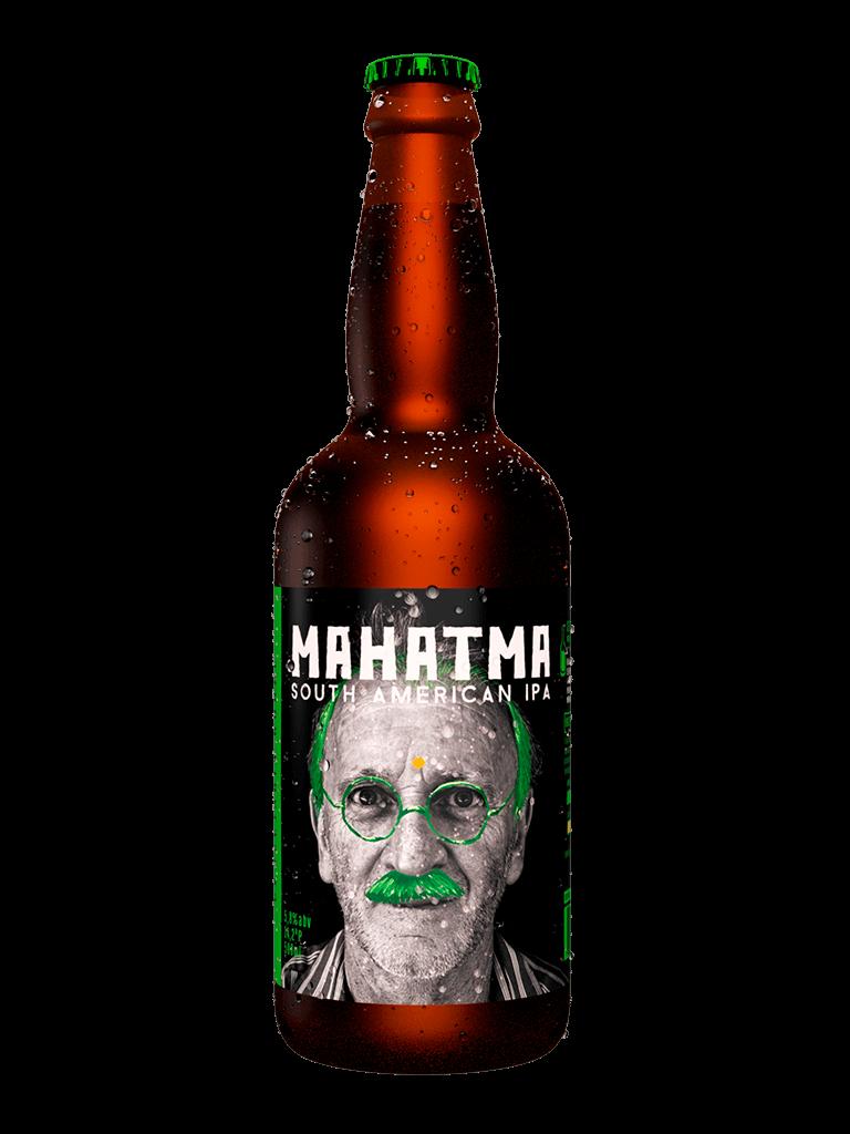 Cerveja Zapata Mahatma 500ml