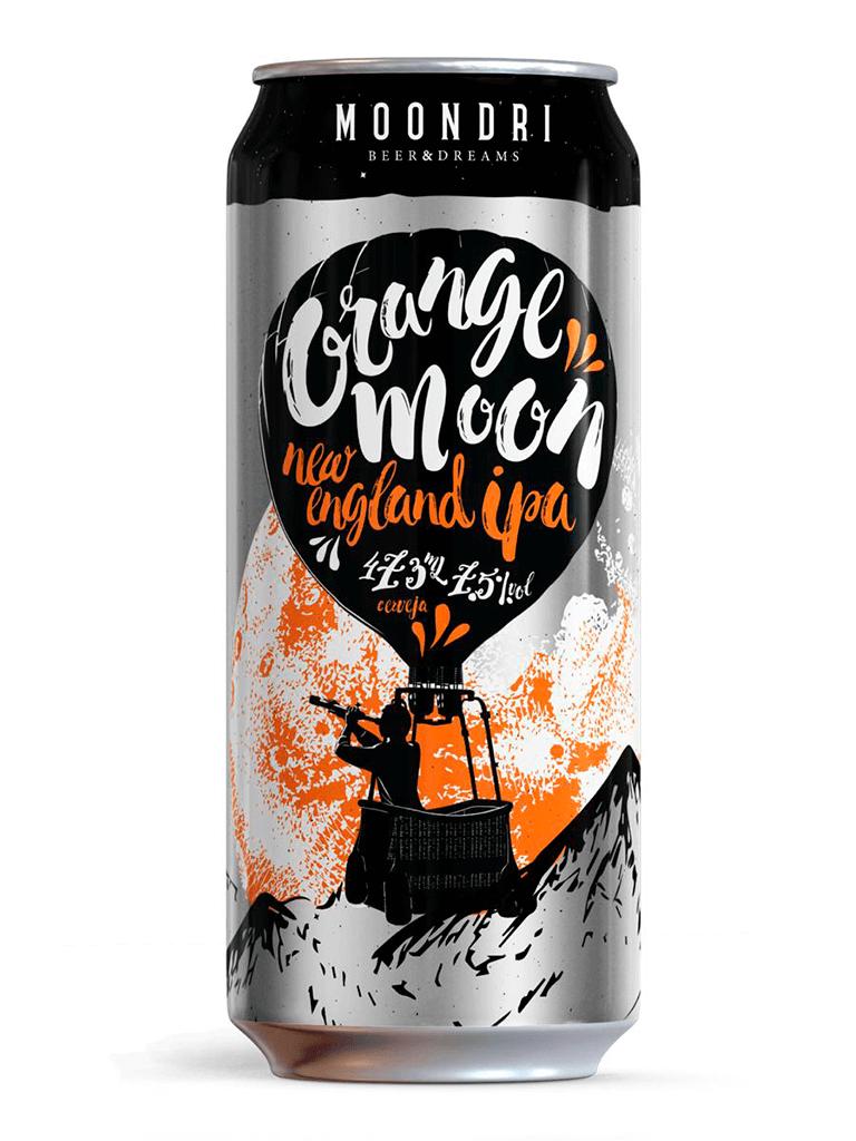 Cerveja Moondri Orange Moon 473ml