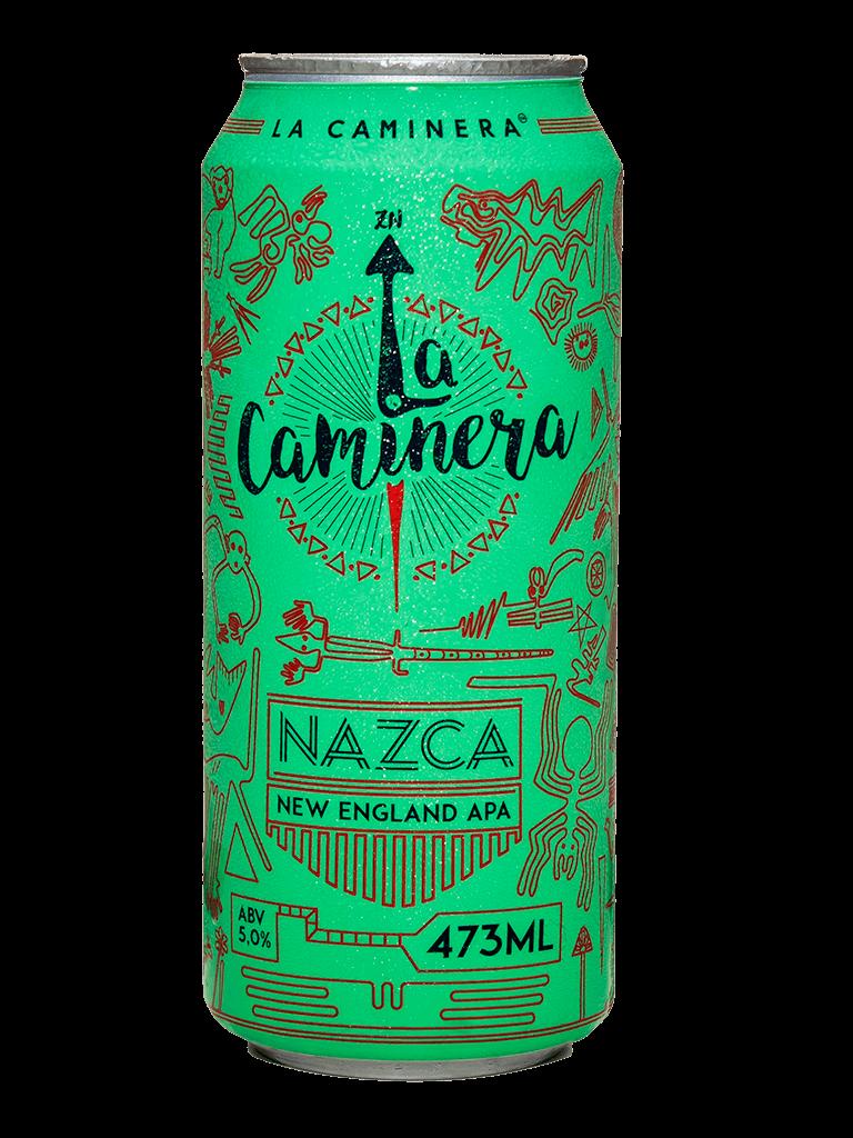 Cerveja La Caminera Nazca 473ml