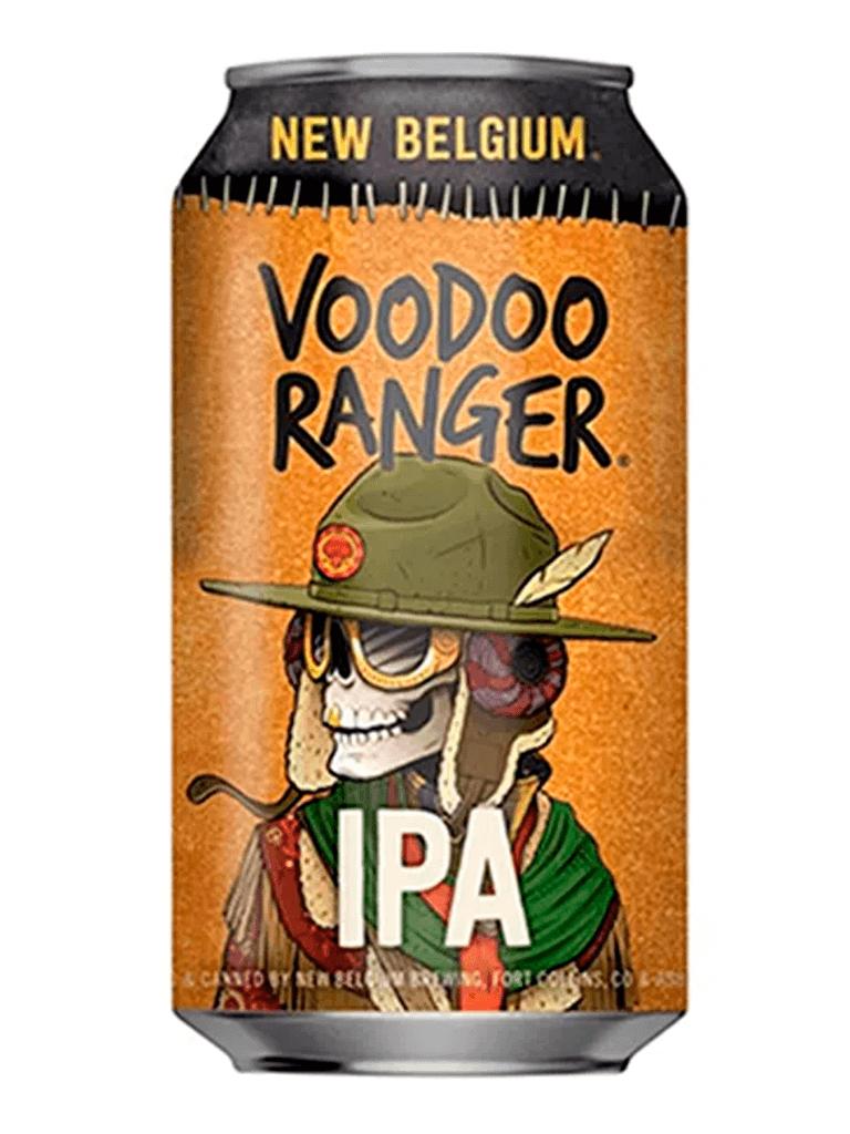 Cerveja New Belgium Voodoo Ranger 355ml