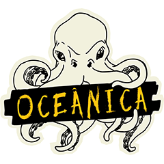 Cerveja Oceanica Citra Sunset 473ml
