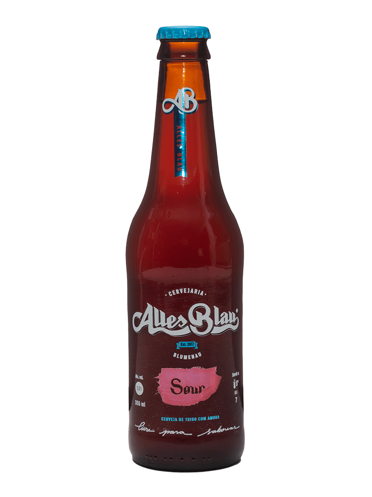 Cerveja Alles Blau Sour 355ml