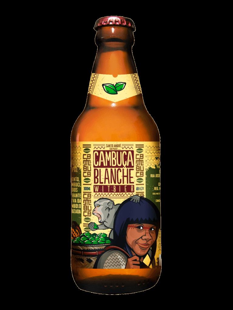 Cerveja Suméria Cambuça Blanche 300ml