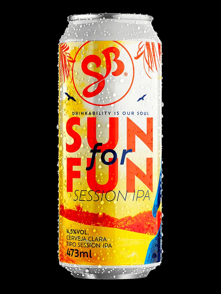 Cerveja SunnyBrew Sun 4 Fun 473ml