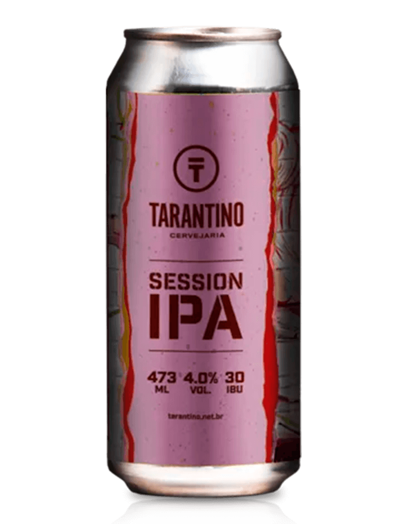Cerveja Tarantino Session IPA 473ml