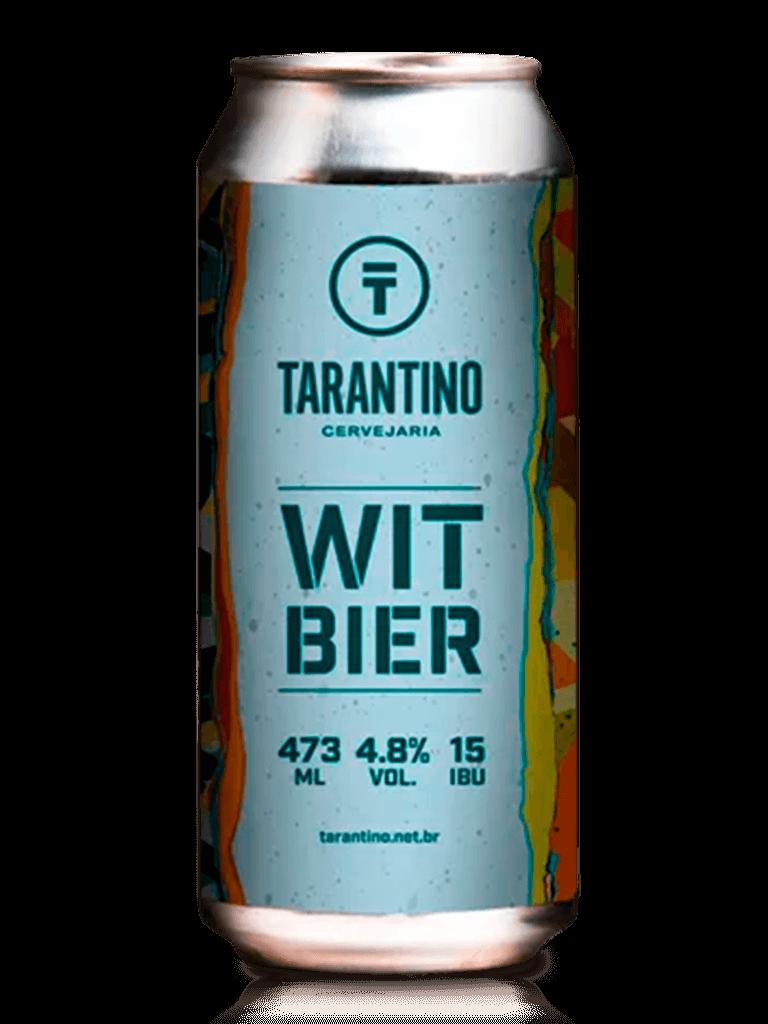 Cerveja Tarantino Witbier 473ml
