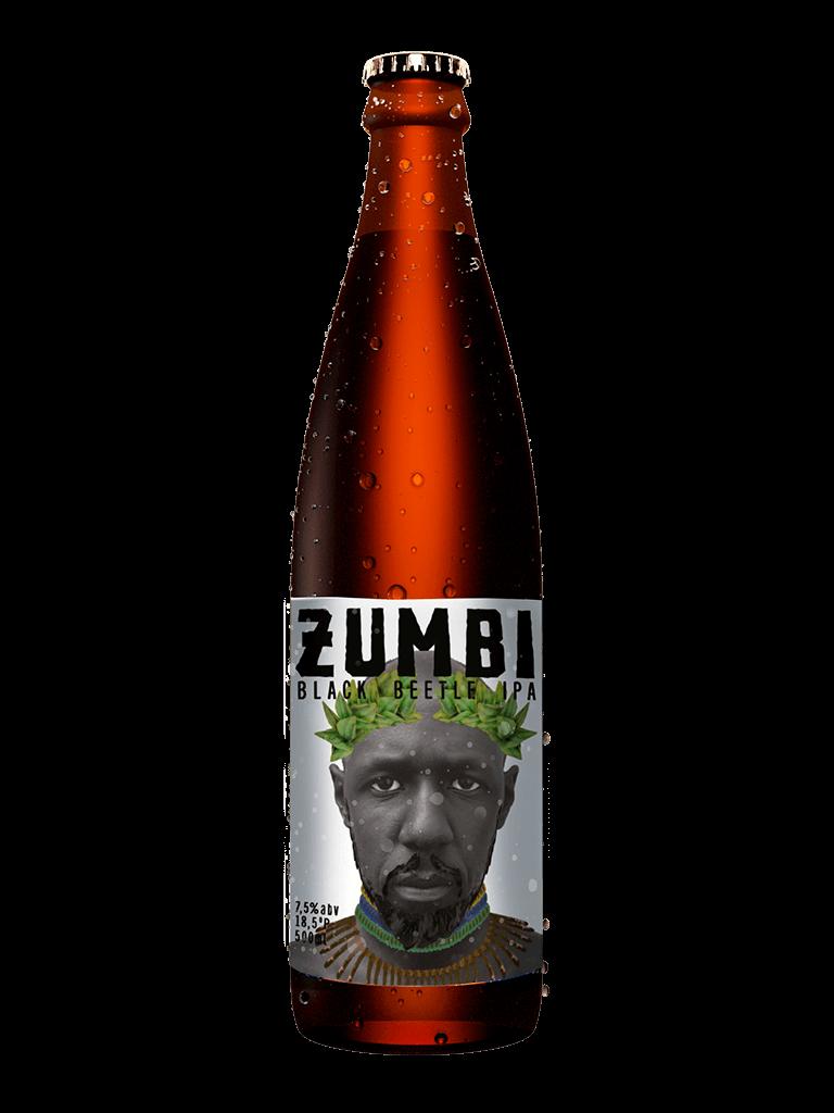 Cerveja Zapata Zumbi 500ml