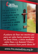 Folheto Evangelístico - 1 Milheiro