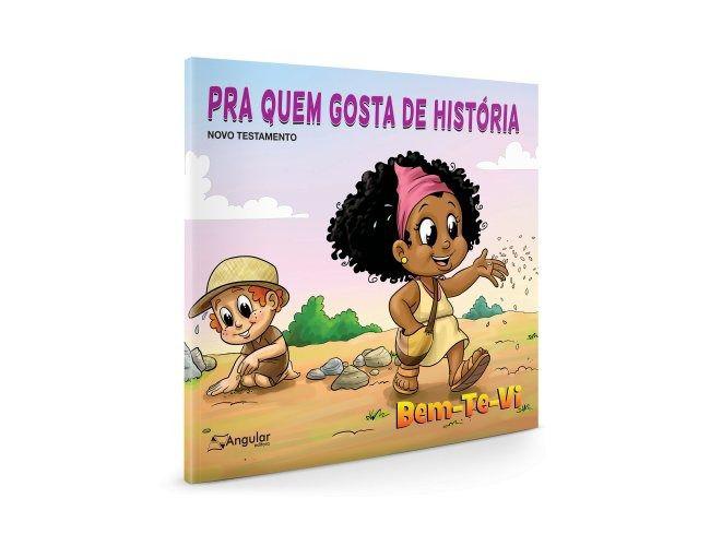Bem-Te-Vi 7 A 9 - (Aluno/A) - Pra Quem Gosta De História - NT 2019/2