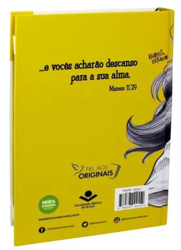 BÍBLIA ARTE - ABRAÇO DE JESUS