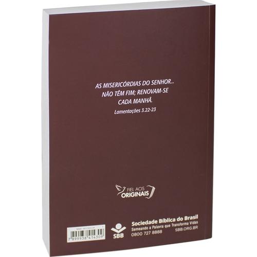 BÍBLIA SAGRADA RECOMEÇAR