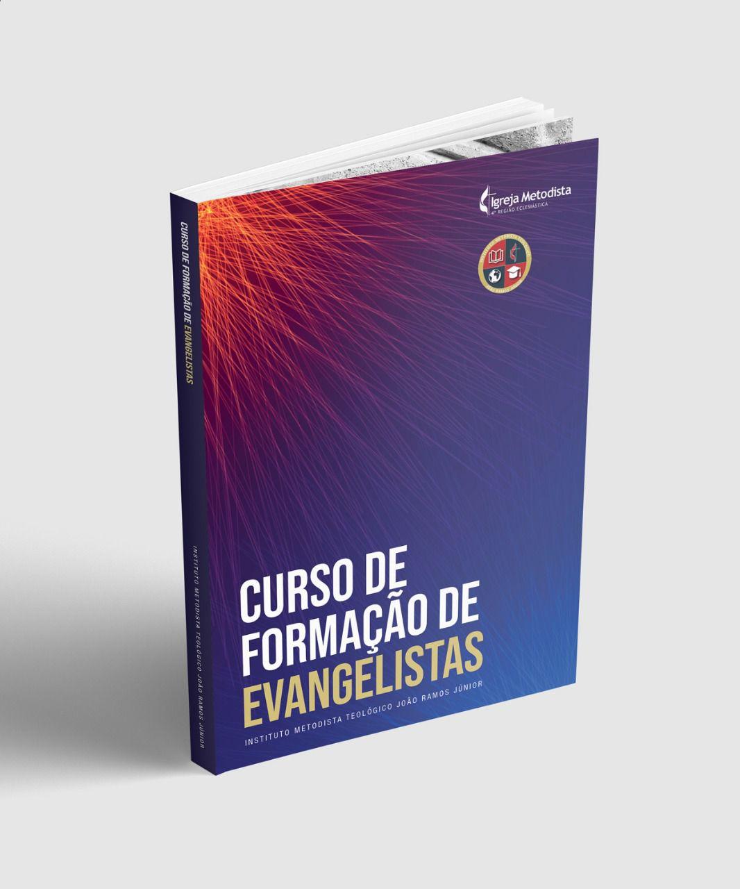 CURSO DE FORMAÇÃO DE EVANGELISTAS  - INSTITUTO JOAO RAMOS JUNIOR