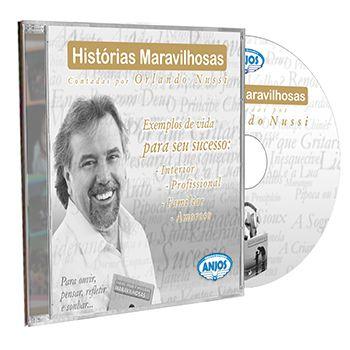 CD Histórias Maravilhosas