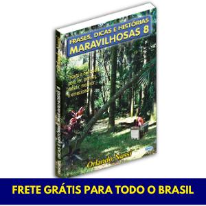 Frases, Dicas e Histórias Maravilhosas - Vol. 08 - FRETE GRÁTIS