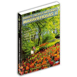 Frases, Dicas e Histórias Maravilhosas - Volume 06