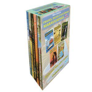 Mini Coleção Frases Dicas e Histórias Maravilhosas com os livros Kit I