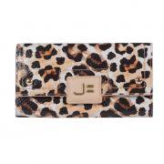 Carteira Leopardo Jorge Bischoff V20