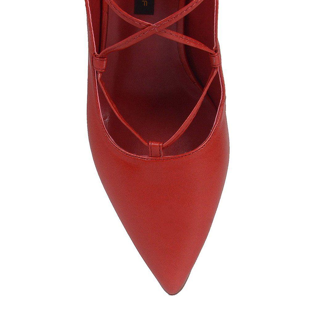 Chanel Vermelho Jorge Bischoff V20