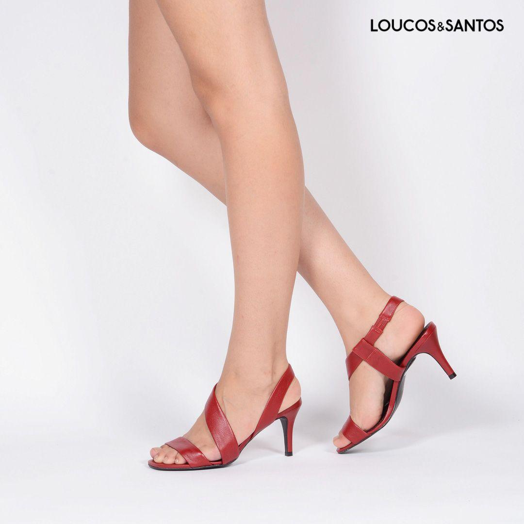 Sandália Chilli Loucos e Santos