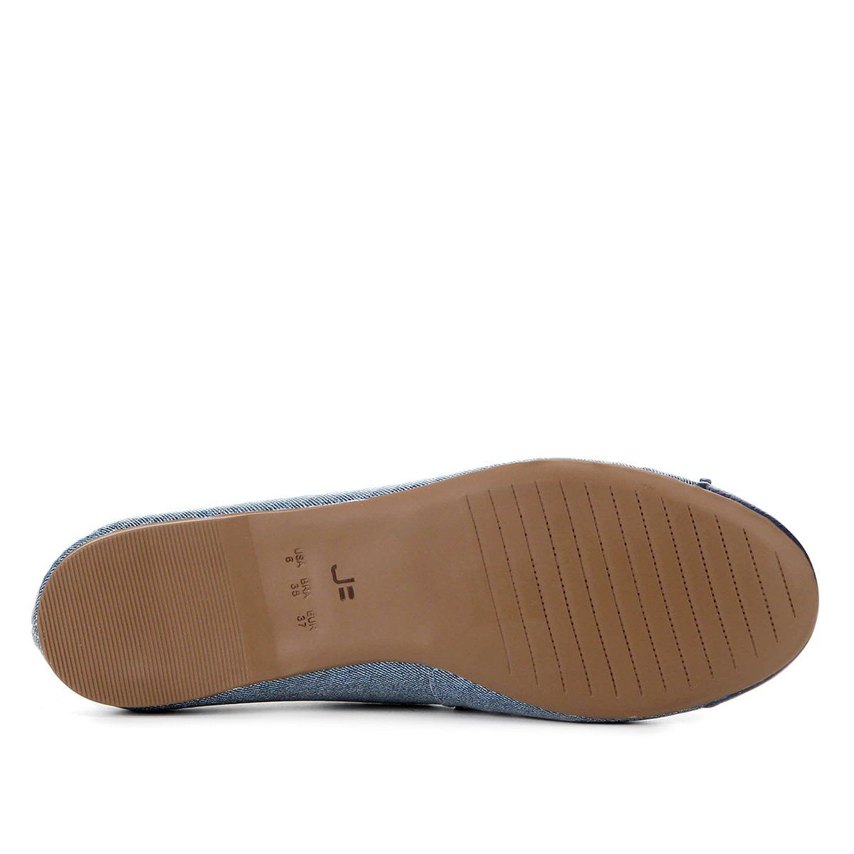 Sapatilha Jeans Jorge Bischoff V20
