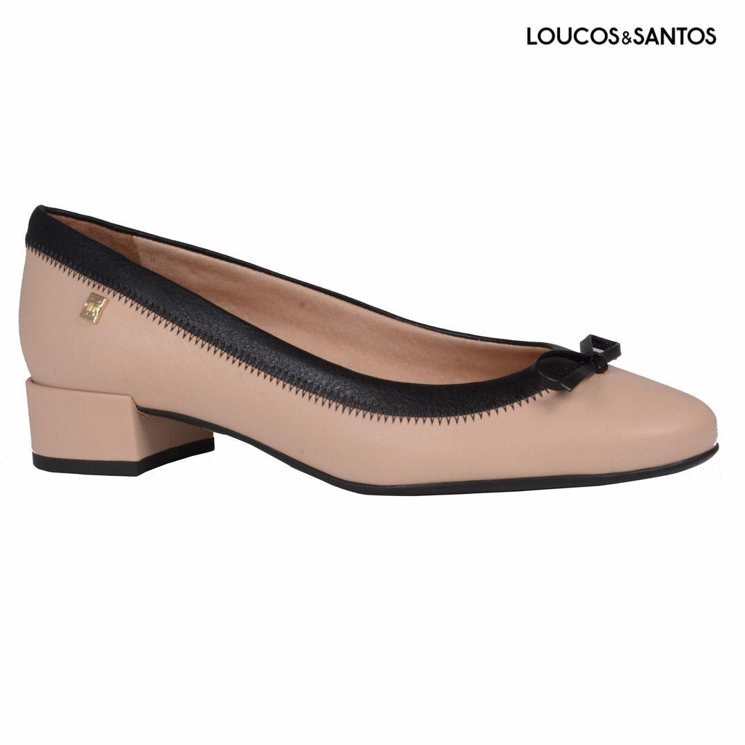 Sapato Blush Loucos e Santos