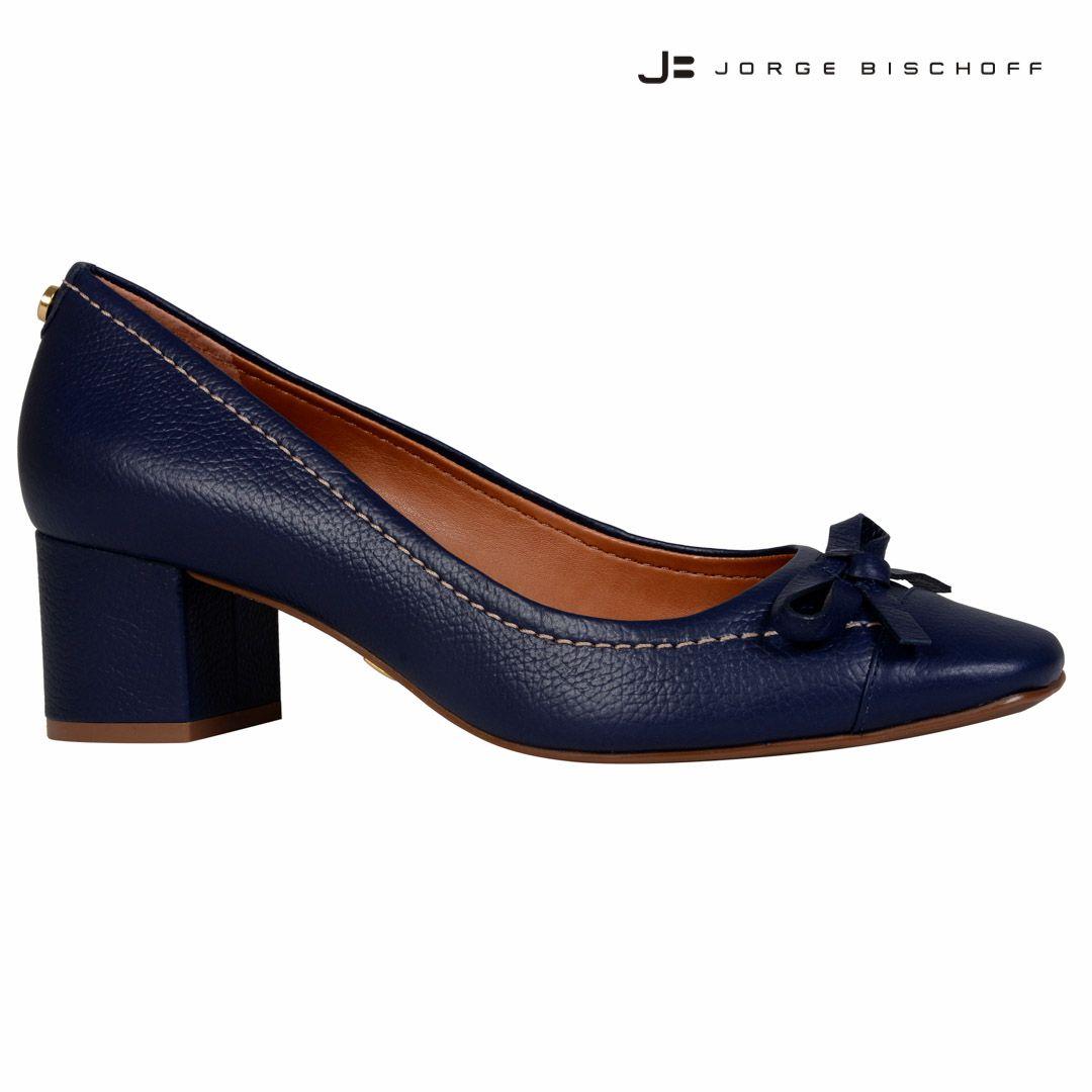 Sapato Marinho Jorge Bischoff