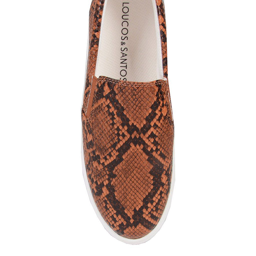 Slip On Cobra Ambar Loucos & Santos V20