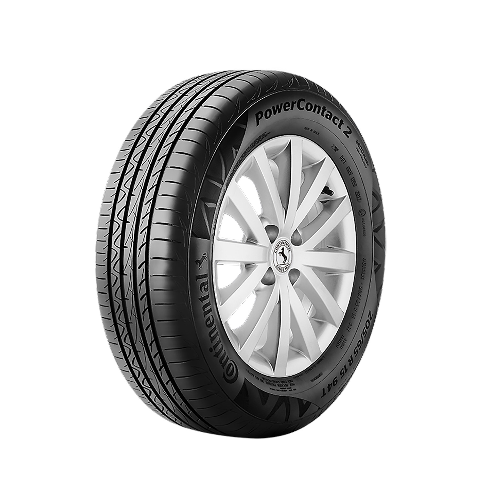 PNEU 175/65R14 82T POWERCONTACT 2 CONTINENTAL