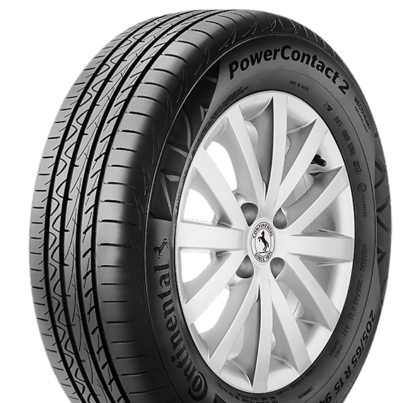 PNEU 195/55R16 87H POWERCONTACT 2 CONTINENTAL