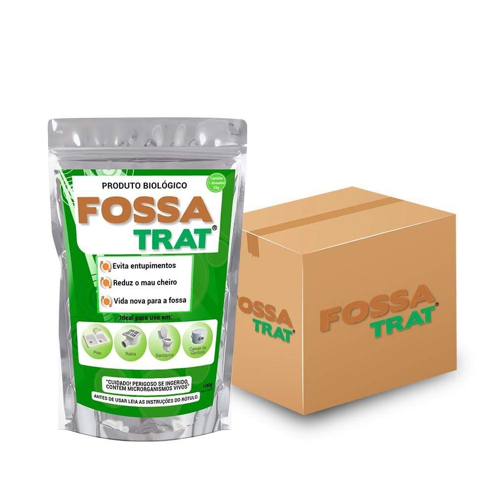 Fossa Trat - Pacote 100 G - Caixa 25 Unidades