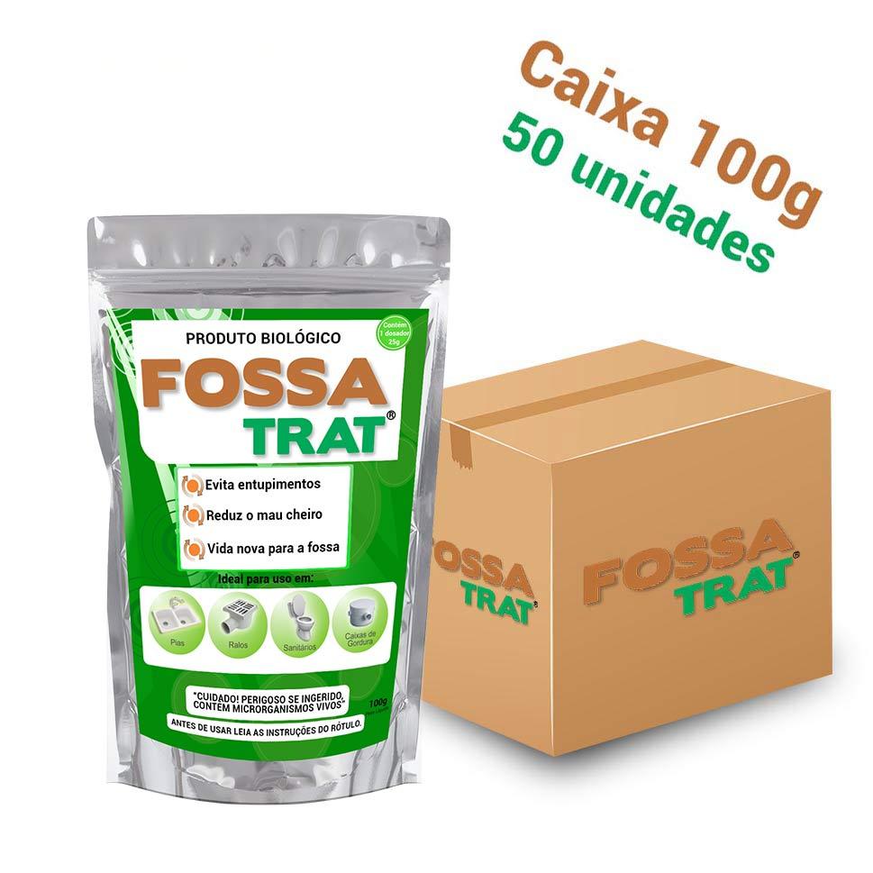Fossa Trat - Pacote 100 G - Caixa 50 Unidades