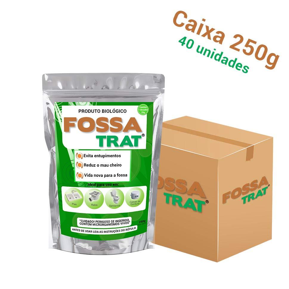 Fossa Trat - Pacote 250 G- Caixa 40 Unidades.