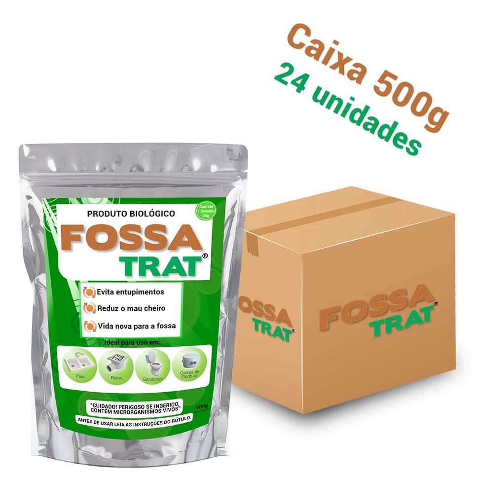 Fossa Trat - Pacote 500 G - Caixa 24 Pacotes