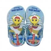 Chinelo Ipanema Bebê Baby Shark 26564