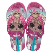 Chinelo Ipanema Infantil LOL Surprise Moments REF: 26587