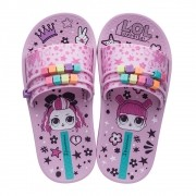 Chinelo Infantil Ipanema LOL Surprise Slide REF: 26326