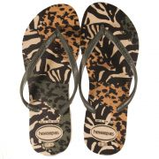 CHINELO FEMININO HAVAIANAS REF: SLIM ANIMALS