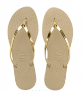 CHINELO FEMININO HAVAIANAS REF: YOU METALLIC